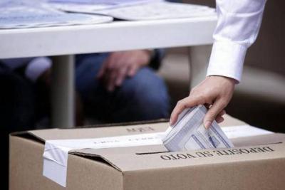 Comenzaron las votaciones de la Consulta Anticorrupción en el exterior