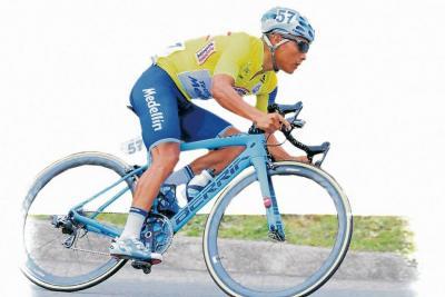 Caicedo, quinto extranjero en ganar la Vuelta a Colombia