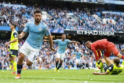 Manchester City se muestra muy fuerte