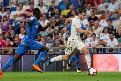 Real Madrid le ganó al Getafe