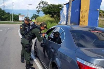 Según las autoridades, en lo que va del puente festivo no se ha presentado ningún accidente grave.
