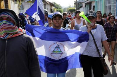 Las protestas comenzaron el 18 de abril pasado y se convirtieron en una exigencia de renuncia del presidente Ortega.