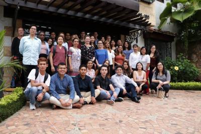 Intercambio académico y cultural en la UNAB