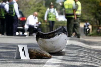 Muertes en vías bajan en Santander, mientras crecen en Bucaramanga