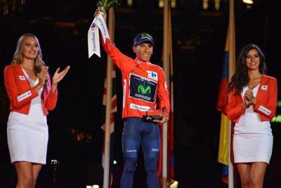 Quintana y López, listos para la Vuelta a España