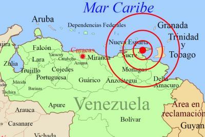 Fuerte sismo con epicentro en Venezuela se sintió en Santander