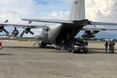 Colombianos fallecidos por accidente de bus en Ecuador llegaron al país