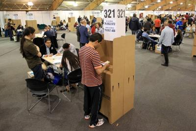 Registraduría confirma traslado de mesas de votación para Consulta Anticorrupción