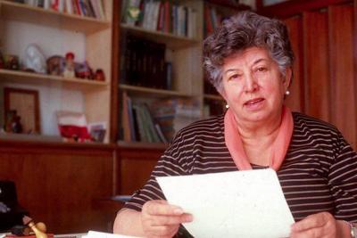 Muere  'Chicha' Chorobik, fundadora de las Abuelas de la Plaza de Mayo