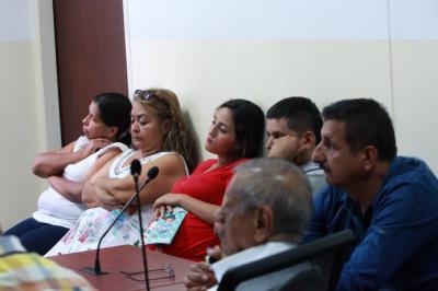 'Los Mercaderes de la Frontera' no aceptaron cargos imputados