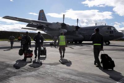 Comenzó repatriación de 14 restos mortales de colombianos fallecidos en accidente