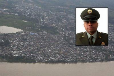 Asesinan a patrullero en Caucasia, Antioquia