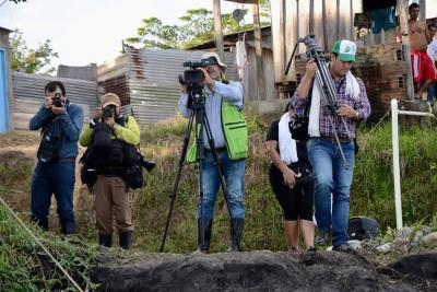 """Primer seminario de """"Comunicación y sostenibilidad"""" para periodistas en Bucaramanga"""