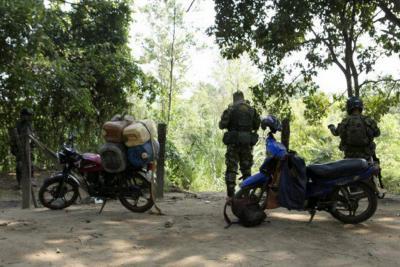 Cancillería denuncia una incursión militar venezolana en Colombia