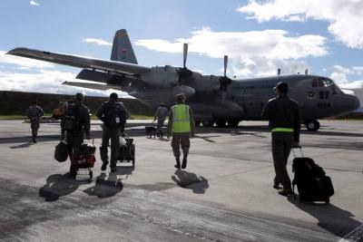 Colombianos que fallecieron en Ecuador fueron repatriados