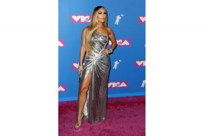Jennifer Lopez, la gran  estrella de los VMA's 2018