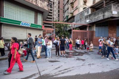 Sismo en Venezuela causó algunos daños estructurales