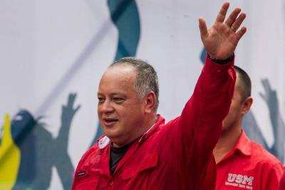 Diputado venezolano denuncia en EE.UU. a Cabello por lavado de dinero
