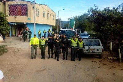 Así implementará la Policía el plan 'el que la hace la paga' en Bucaramanga en 100 días