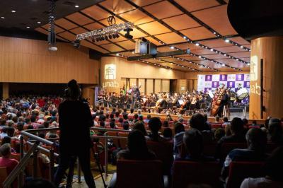 Orquesta Sinfónica UNAB inicia nueva temporada de conciertos