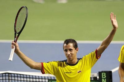 Daniel Galán sueña con ingresar al cuadro principal del US Open