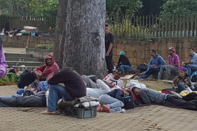 Próxima semana se activarán controles móviles a migrantes de Venezuela