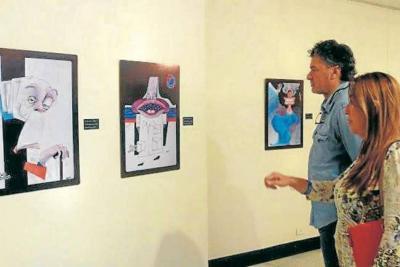 Bucaramanga hará de su voz un dibujo durante el Festival Internacional de Caricatura