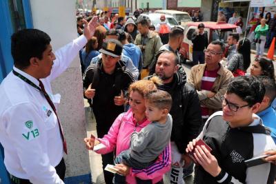 Ecuador, Perú y Colombia revisarán migración venezolana