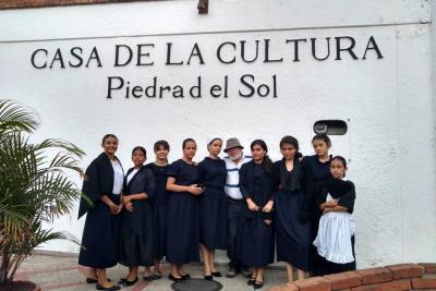 Grupo teatral llegará a Manizales en septiembre