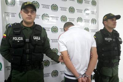 Niña de 13 años fue utilizada para cobrar una extorsión en Bucaramanga