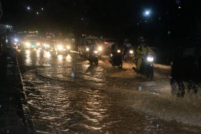 En cuatro horas llovió en Bucaramanga lo pronosticado para 19 días