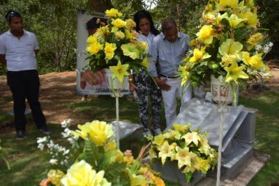 Hermano de Kaleth Morales le dedicó sentidas palabras en aniversario de su muerte