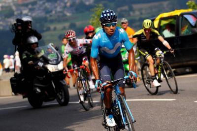 Colombia, con grandes opciones en la Vuelta