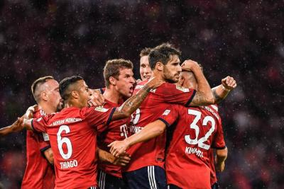 Con James en la cancha, el Bayern derrotó 3-1 al Hoffenheim