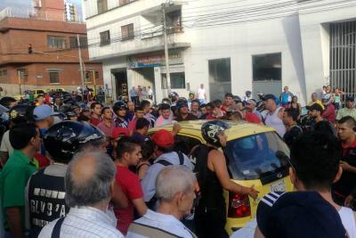 Sicarios asesinaron a dos hombres en Bucaramanga