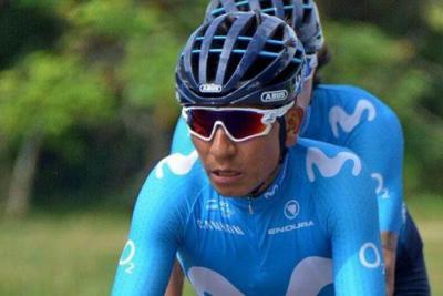 Nairo Quintana asegura que va por la Vuelta a España