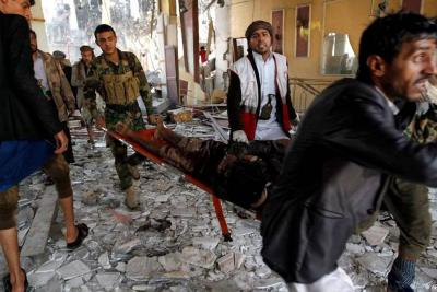 22 niños murieron en ataque de coalición árabe