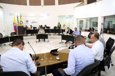 Concejo de Bucaramanga aplazó estudio de proyecto de Acuerdo