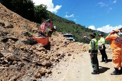Vía Curos - Málaga, un verdadero 'vía crucis'