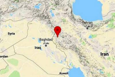 Al menos dos muertos por terremoto de 5,9 en Irán