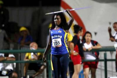 Colombia, subcampeón del Iberoamericano de Atletismo