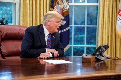 Donald Trump anuncia renegociación del TLC con México