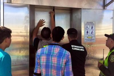 Bucaramanga no cuenta con regulación para el funcionamiento de ascensores