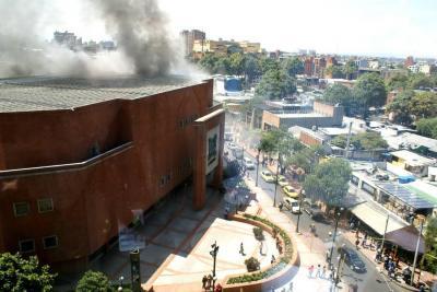 Recapturan a tres implicados en el atentado del Andino