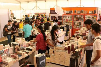 Lo esperamos en la Feria del Libro de Bucaramanga