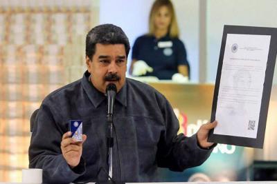 Ahora el gobierno de Maduro venderá lingotes de oro para promover el ahorro