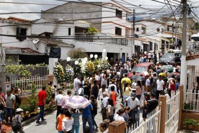 Descartan manos criminales en el incendio del barrio Rosales en Floridablanca