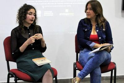 Vida y obra de una joven autora en Ulibro