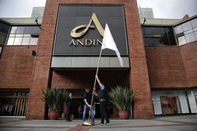 Investigados en caso Andino fueron enviados a la cárcel por rebelión