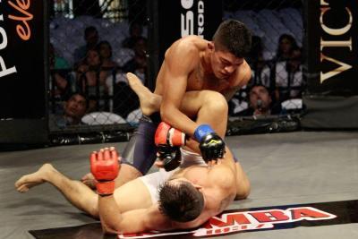 Las artes marciales mixtas se tomarán Bucaramanga